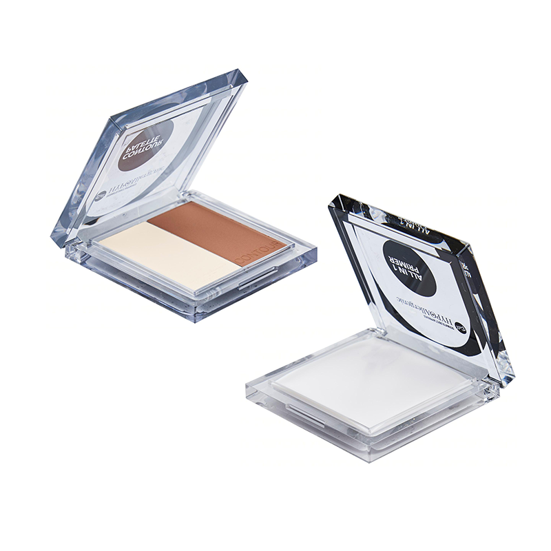 SET Bell HYPOAllergenic All In 1 Primer + Bell HYPOAllergenic Contour Palette