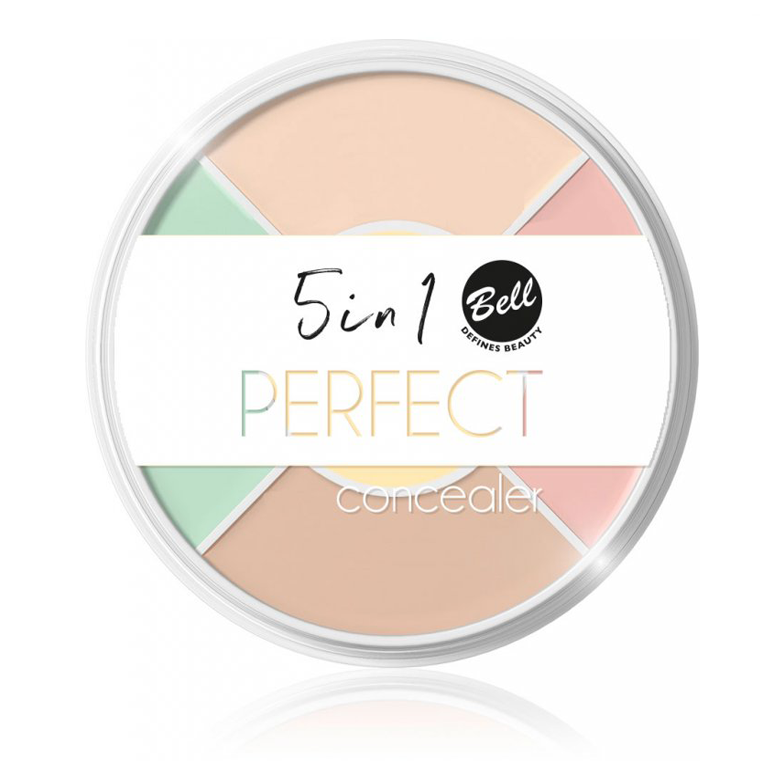 Paleta Corectoare Ten 5 in 1 Perfect Concealer