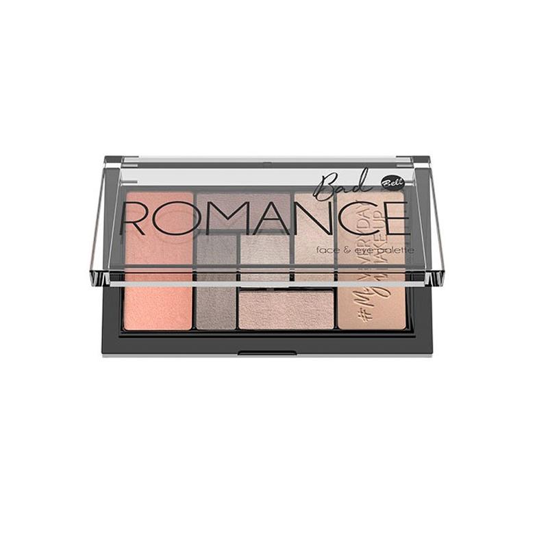 Farduri Contur Bell Bad Romance Face & Eye Palette