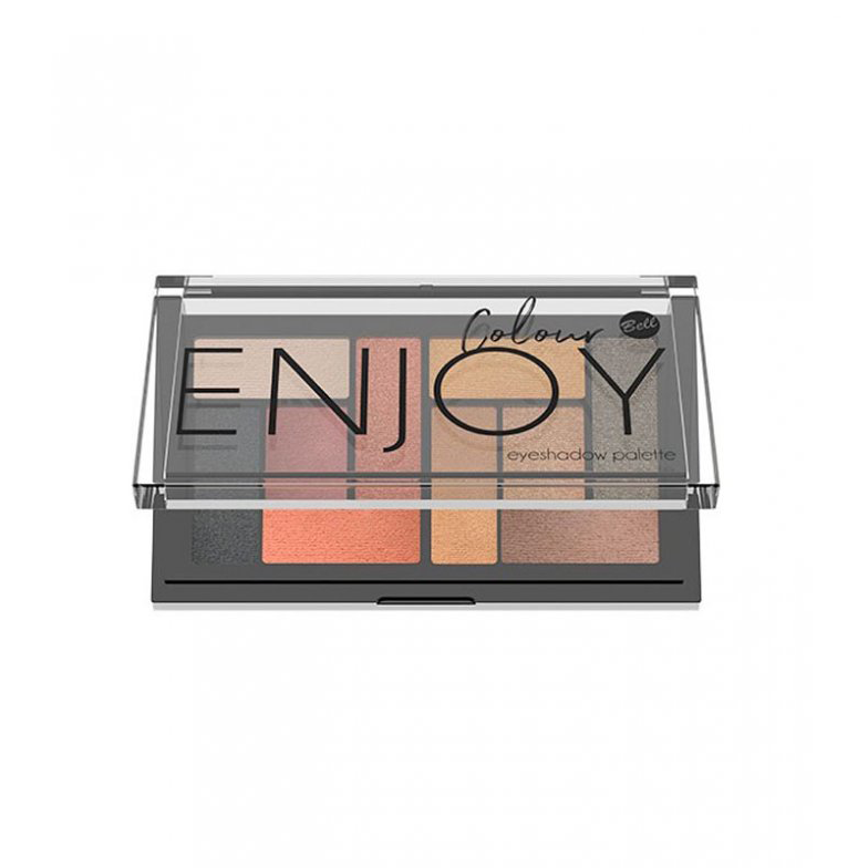 Farduri Ochi Bell Colour Enjoy Eyeshadow Palette