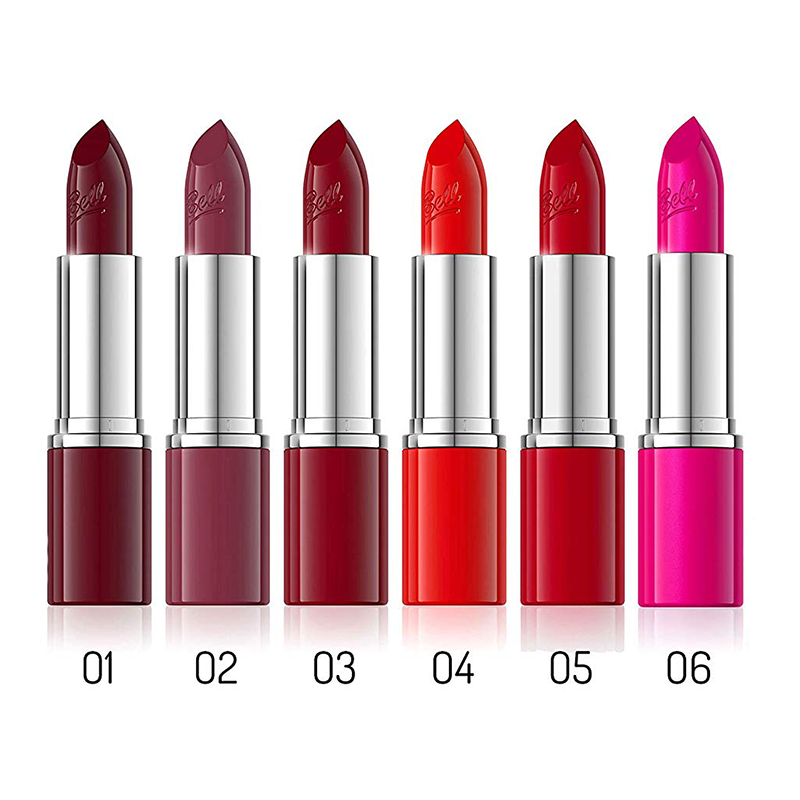 Set Rujuri Mate Cremoase - Bell Colour Lipstick