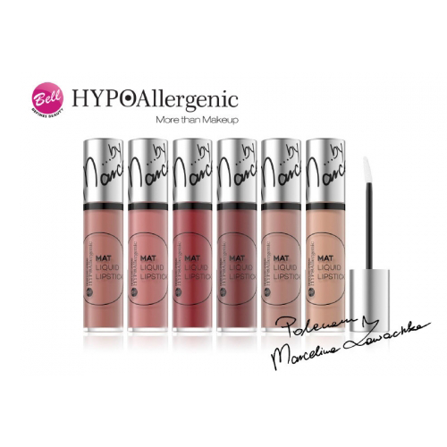 SET Bell HYPOAllergenic Mat Liquid Lipstick