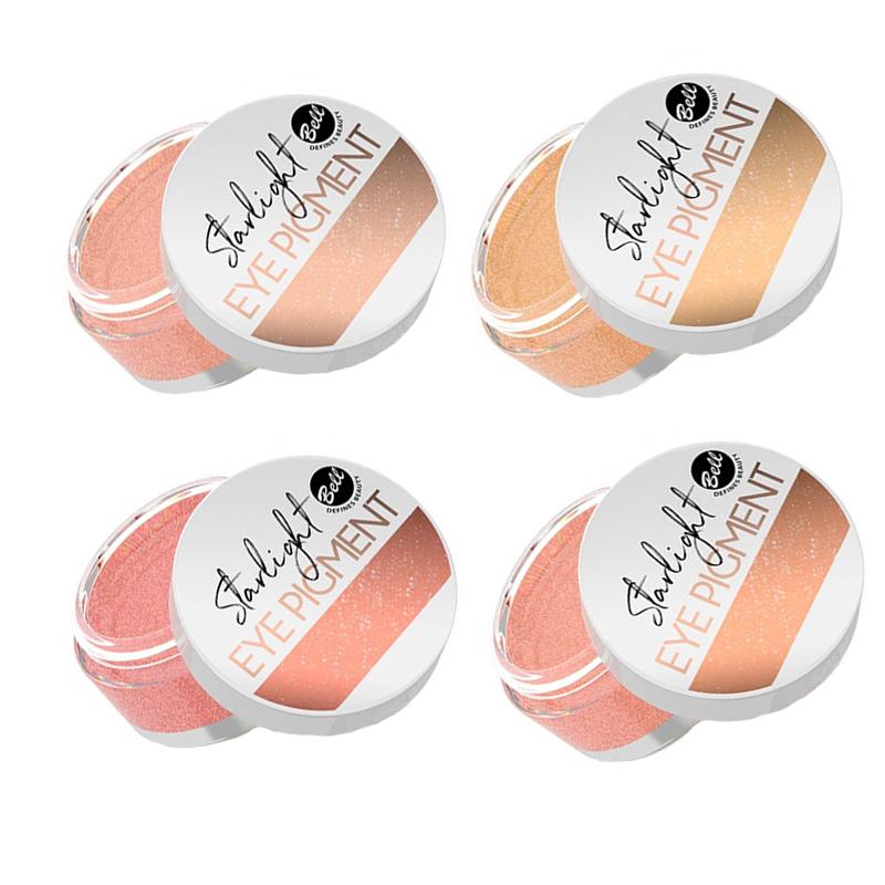 Set Pigmenti pentru Ochi - Bell Starlight Eye Pigment SET