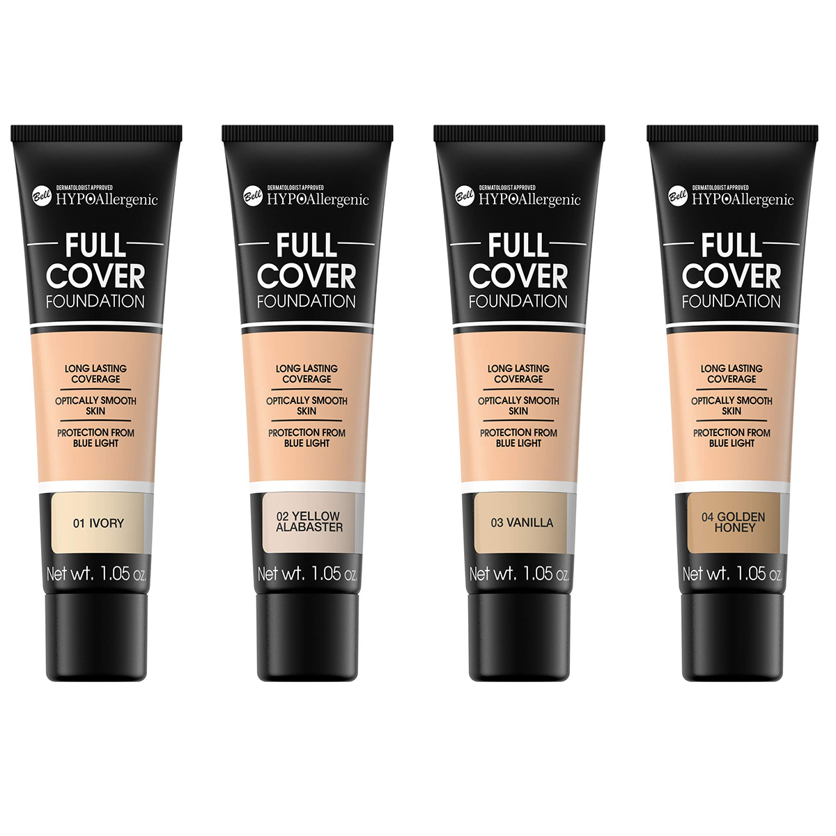 Bell HYPOAllergenic Full Cover Foundation