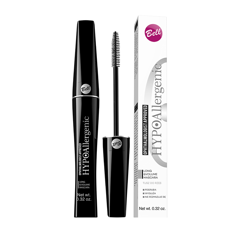 Bell HYPOAllergenic Long and Volume Mascara