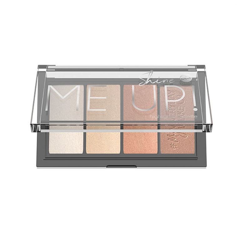 Paleta Iluminatoare Bell Shine Me Up! Highlighter Palette