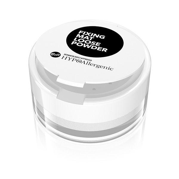 Pudra translucida - Bell HYPOAllergenic Fixing Mat Loose Powder